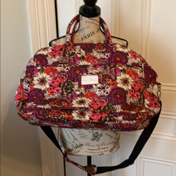 Vera Bradley Handbags - Vera Bradley Grand Traveler